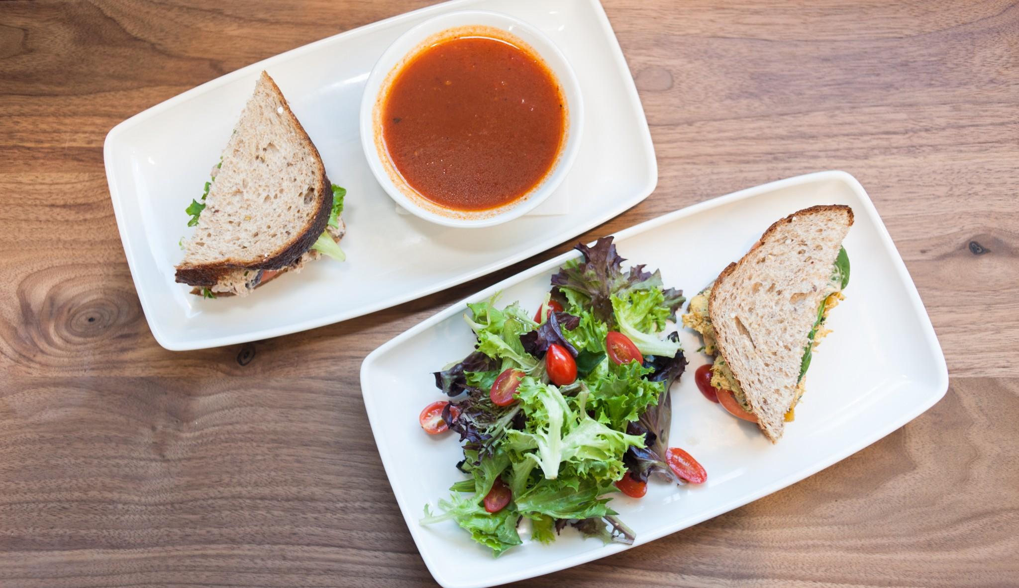 Oakville Catering Soups & Sandwiches